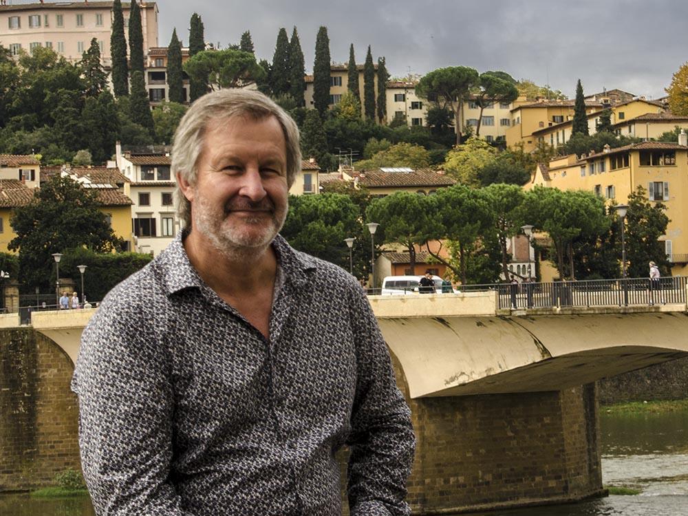 Photo of Tim de Groot in Italy