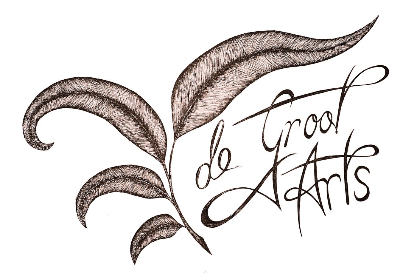 Logo For deGroot-Arts website